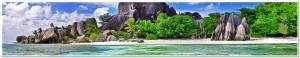 amazing Seychelles. La Digue island